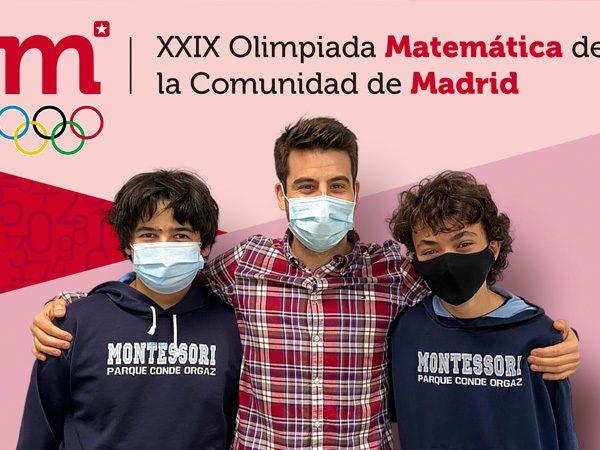 XXIX OLIMPIADA MATEMÁTICA: NUESTROS FINALISTAS