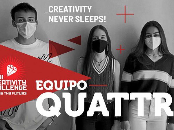QUATTRO: FINALISTA EN AUDI CREATIVITY CHALLENGE